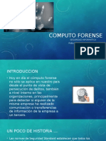 Computo forense