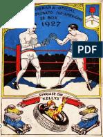 Revista boxeo chilena