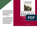 """""""Opción Preferencial Por La Familia – 100 Preguntas"""