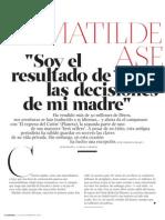 Matilde Asensi - 27-09-15-Xlsemanal