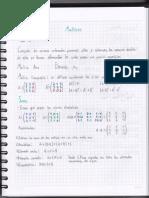 Matrices 1 (USBBOG)