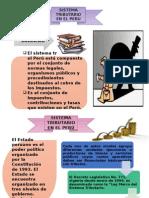 Sistema Tributario en El Perú