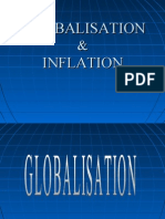 Globalalisation& Inflation