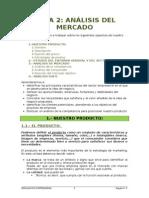 SIMEMP TEMA 2 Estudio de Mercado