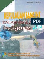 Sangihe Dalam Angka 2014