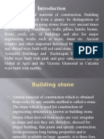 About Building Stone