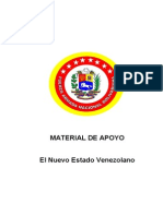 NUEVO Estado venezolano