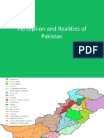 Perception and Realities of Pakistan