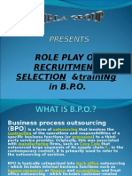 BPO ROLE PLAY Birla Group AMIT SHIRALE