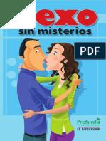 Profamilia - Sexo Sin Misterio