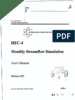 Hec - 4 Manual Original Completo