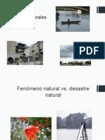DESASTRES NATURALES.