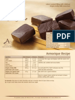 Callebaut Recipe Cards - Armorique