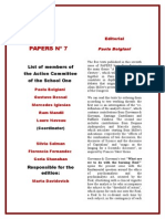 PAPERS Nº 7 Version English