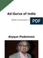 Ad-Gurus of India