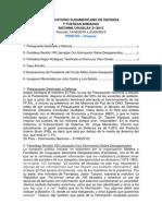 Informe Uruguay 31-2015