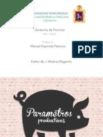 Parámetros Reproductivos en Porcinos