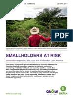 Bp180 Smallholders at Risk Land Food Latin America 230414 Summ en 1