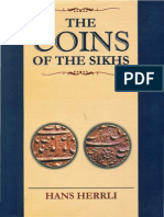 The coins of the Sikhs / Hans Herrli