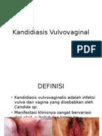 Kandidiasis Vulvovaginal