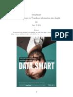 Data Smart Book Summary