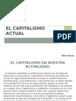 El Capitalismo Actual