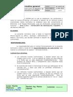 Normativa - Alquiler de Camionetas Rev.1