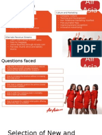 Air Asia presentation, Strategic  Management
