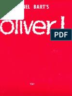 Oliver - Conductor's Score