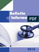 2016 Bulletin USMLE