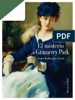El Misterio de Gramercy Park Anna K Green