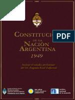 Constitucion 1949