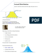 P3 Normal Curve