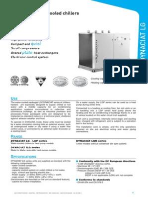 Dynaciat LG LGP   Heat Exchanger   Air Conditioning
