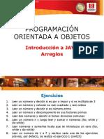 1a Introduccion a Java-Arreglos