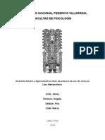PROYECTO DE INVESTIGACION CULMINADO Y PRESENTADO++++