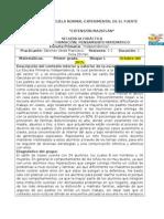 13.- Planeaciones Bloque I y II