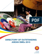 Directory of Outstanding ASEAN SMEs 2015 8