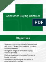 Consumer Behavior and Process