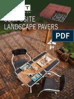 VAST Composite Landscape Pavers