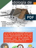 Metodología de Proyecto.