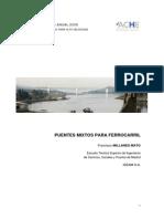 Puentes Mixtos Para Ferrocarril. FMM
