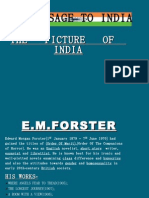 A Passage To India By Em Forster Pdf