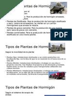 Plantas de Hormigon Clasificacion