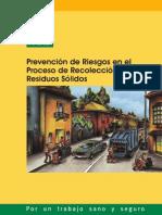 Prevencion de Riesgos en El Proceso de Recoleccion de Residuos Solidos
