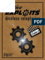 Active Exploits Diceless Roleplaying (7731025)