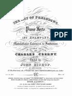 Czerny the Art of Preluding Op.130
