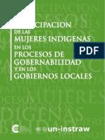Participación de Las Mujeres Indígenas en La Gobernabilidad