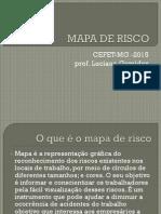 413667 Mapa de Risco Cefet