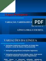Registos de Língua